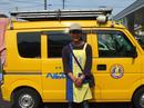ヘルスベーカリー 黄色い車のパン屋さん を見かけたので買ってみた!