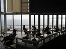 カフェ ホクストン(HOXTON) ジャズと多島美を楽しむお店