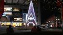 パセーラツリー、2011年も点灯!広島の街が次々とライトアップ