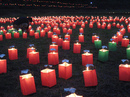 辻八幡の神殿入(こうぞのり)、光の祭典、灯籠が美しい伝統のお祭り!