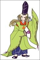 広島市佐伯区にイメージキャラクター、さえき景弘くん登場!清盛ゆかりの人物だよ
