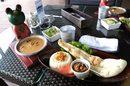 SOFU cafe(爽風カフェ)、境が浜マリーナで海とヨット眺め ゆったり