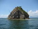 津久根島 広島湾の中心の島にある「あまんじゃく伝説」