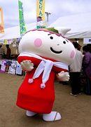 ふでりん、筆の里 熊野町のPRキャラクター
