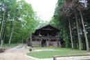 正直村、北広島の聖湖と緑とアヒルに癒されるカフェ