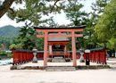 清盛神社、清盛の偉大な功績を称えた宮島の隠れスポット