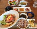 神辺夕日カフェ、福山市で古民家に蕎麦店とカフェの2つが同居するお店