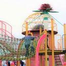大型遊具が満載!福山市 富谷ドームランドは子供の遊園地