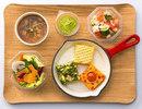 ベジラビット、LECTにオタフクソース初・野菜と健康がテーマのお店
