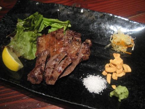 ト傳 (ぼくでん) 牛タンステーキの画像