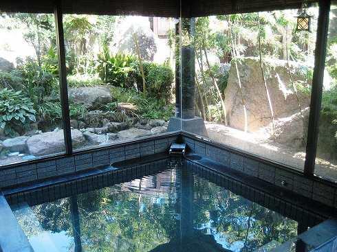 宮浜温泉 旅館 かんざき、宮島 対岸にある静かな宿