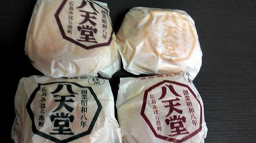 八天堂 クリームパン 店舗と種類