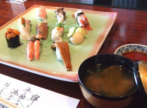 広島 巌遊庭 (がんゆうてい)、絶景のお寿司屋さんをチェック!