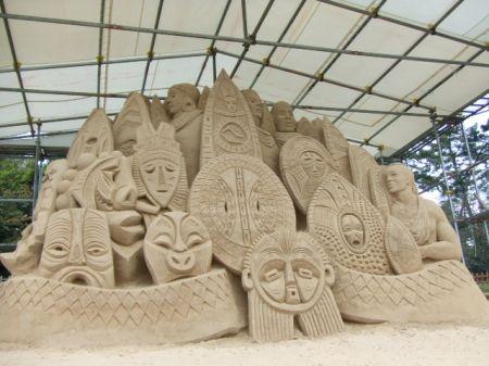 鳥取 砂の美術館 画像5