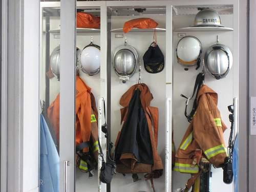 スケルトン消防署 出動へ3
