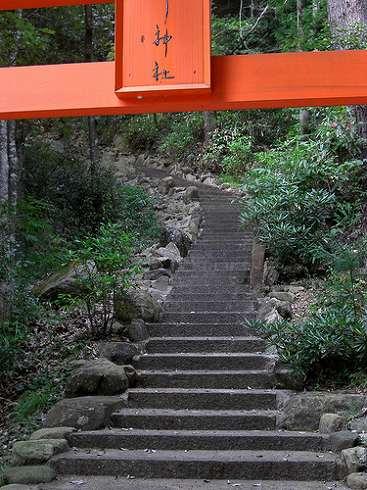 小瀬川温泉と、小瀬川神社