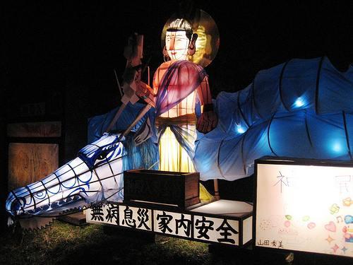 辻八幡の神殿入 画像3