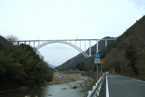 広島中央フライトロード 空港大橋も