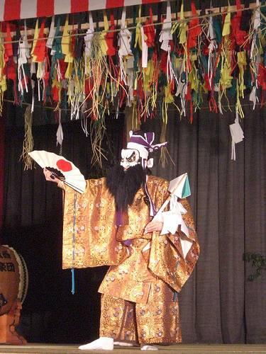庄原市で神楽競演大会