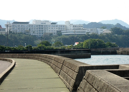 広島商船 校舎