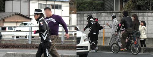 間寛平 アースマラソン 広島 画像2