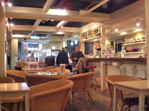 フルーツカフェ タマル 店内画像