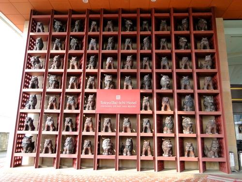 広島カープ 沖縄宿泊ホテル 東京第一ホテルオキナワ
