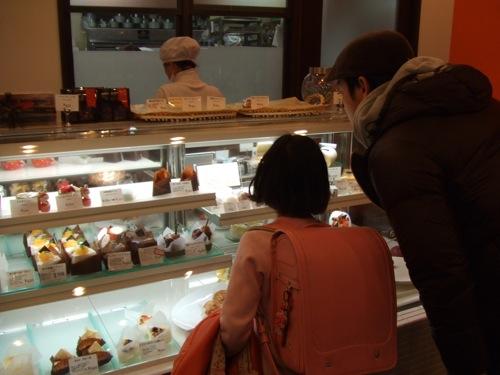 ラネージュ 広島 シフォンケーキのお店6