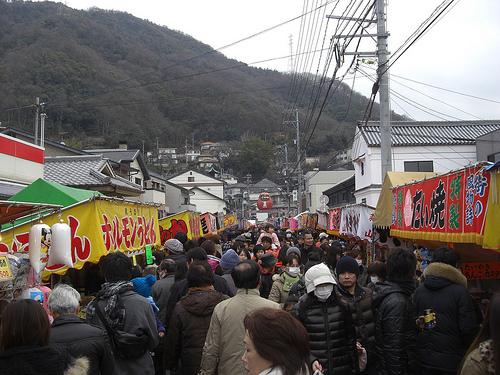 三原神明市 2011 画像 12