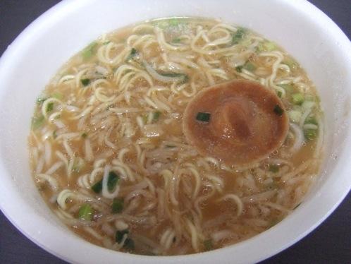 広島 ラーメン 陽気のカップ麺 4