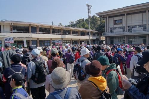 宮島 ウォーキング大会6