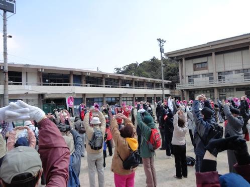 宮島 ウォーキング大会9