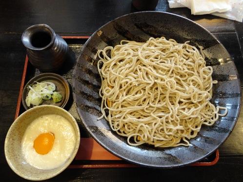 かき庵 ラー油 蕎麦屋の画像9