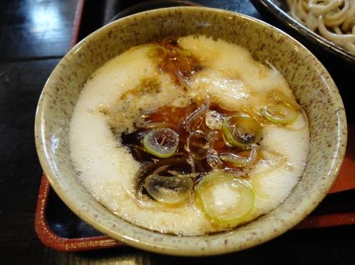 かき庵 ラー油 蕎麦屋の画像10