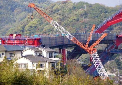 呉市 第2音戸大橋 開通は2013年