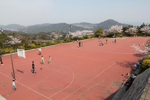広島市 佐伯運動公園1