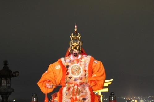 宮島 厳島神社の桃花祭16
