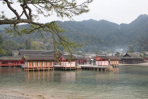 宮島 厳島神社の桃花祭5