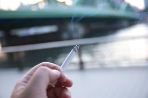 三原市 歩きたばこ 10月から禁止・罰金へ