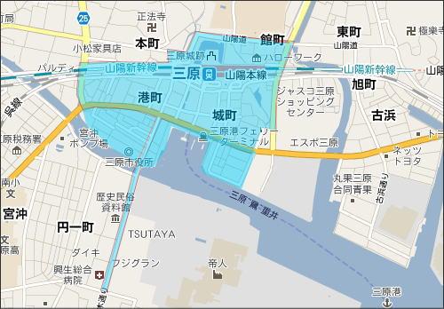 広島県三原市 歩きたばこ 10月から禁止・罰金へ 三原駅エリア