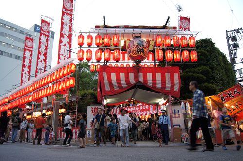 とおかさん 2011 広島市にて