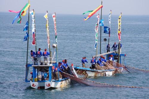 福山市 鞆の浦 鯛網の画像10