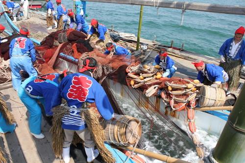 福山市 鞆の浦 鯛網の画像20