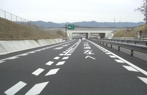 東広島呉道路(自動車道) 2014年全線開通、山陽道へのアクセス30分短縮