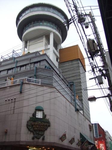 広島国際ホテル 58(サンカントユイット)