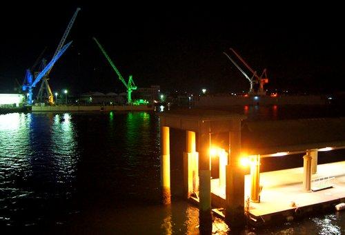 希望の灯りまつり、尾道駅前に5000個の灯り 画像5