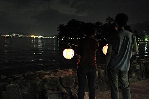宮島 厳島神社で管絃祭 画像7