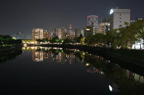 広島市中区の夜 風景 画像11