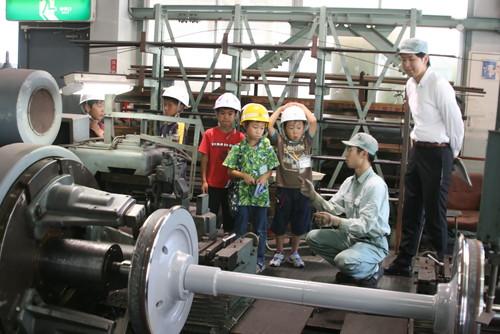 車のがっこう 広島電鉄 画像2