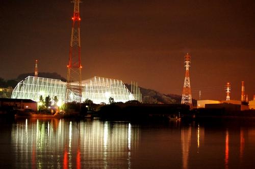 広島県福山市の 工場萌え スポット 画像1